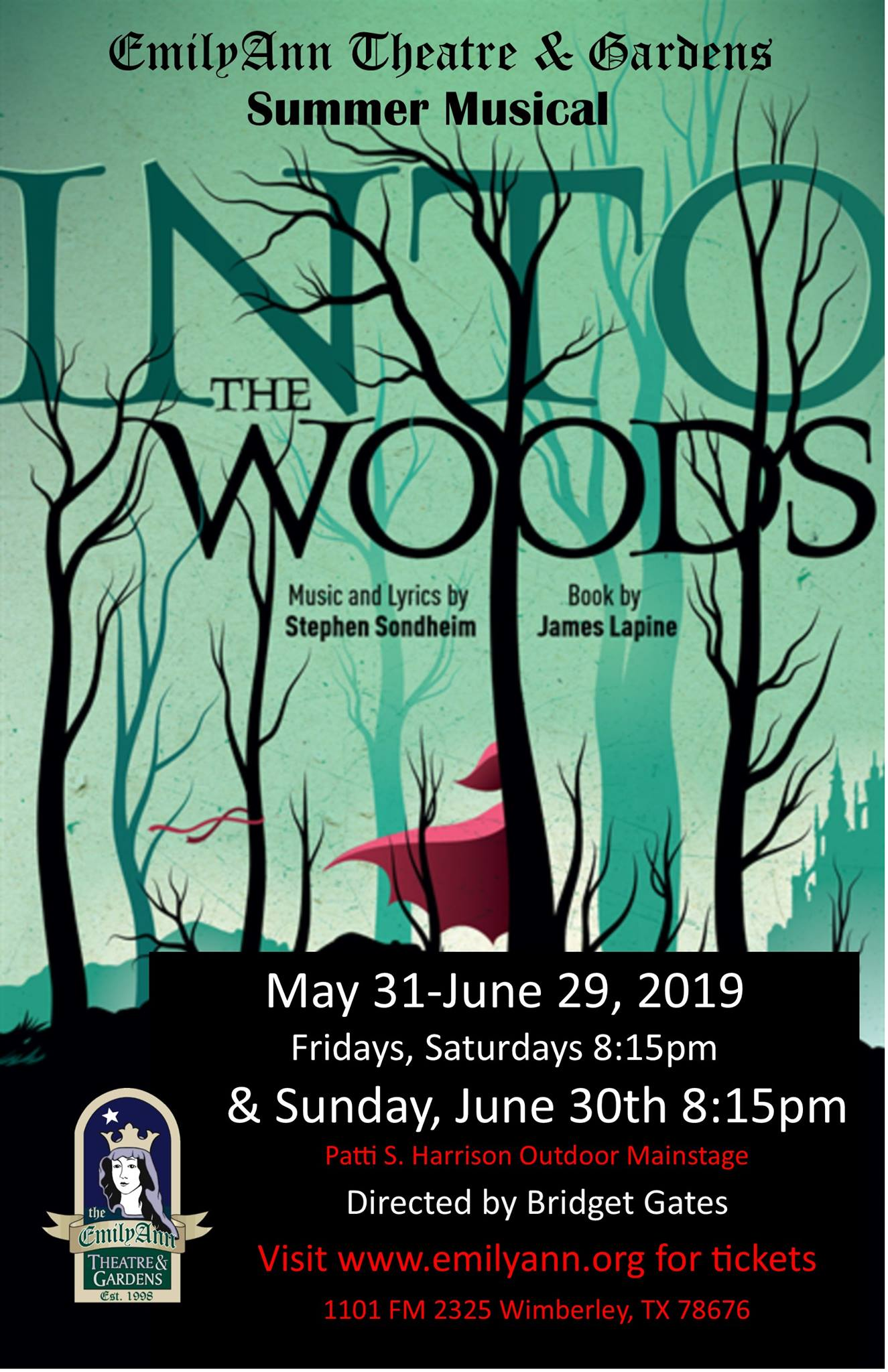 Into The Woods by Emily Ann Theatre