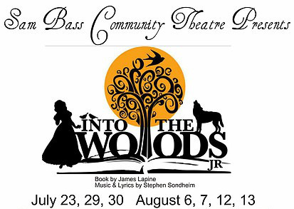 Into The Woods by Sam Bass Community Theatre