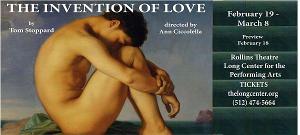 The Invention of Love by Austin Shakespeare