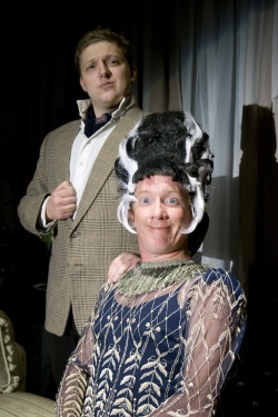 The Mystery of Irma Vep by Company Theatre