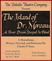 The Island of Dr. Moreau by FronteraFest
