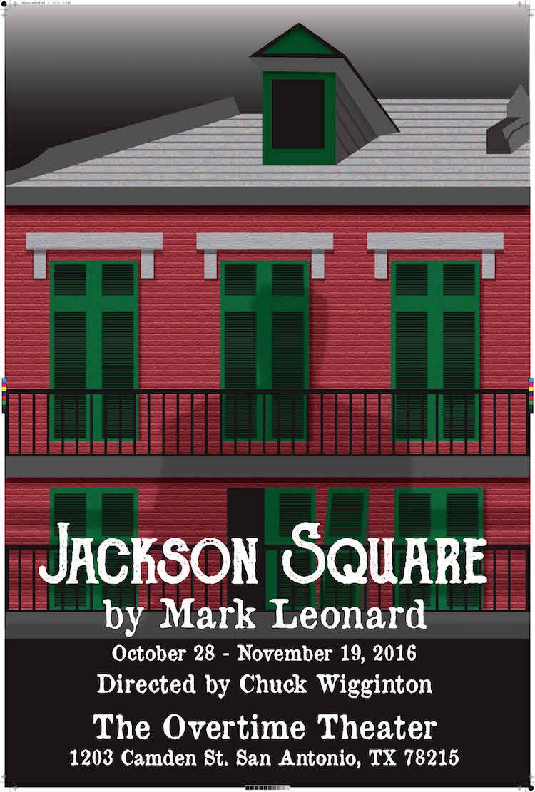 Jackson Square by Overtime Theater