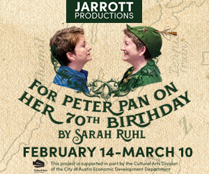 For Peter Pan on Her 70th Birthday by Jarrott Productions