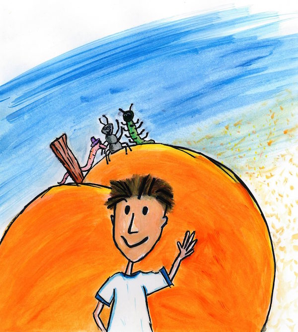 James and the Giant Peach, musical by Magik Theatre