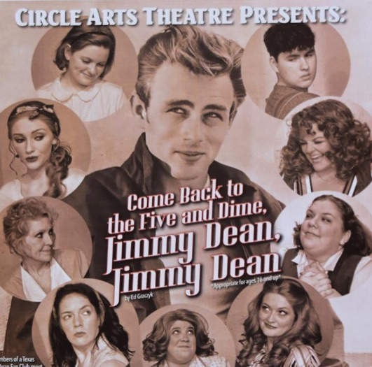 Come Back to the Five and Dime, Jimmy Dean, Jimmy Dean by Circle Arts Theatre