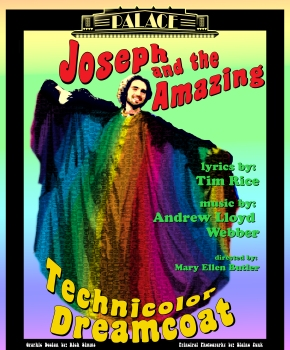 Joseph and the Amazing Technicolor Dreamcoat by Georgetown Palace Theatre