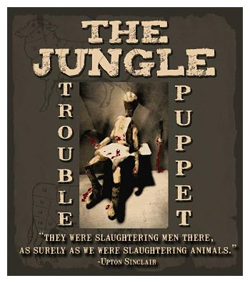 The Jungle by Trouble Puppet Theatre Company