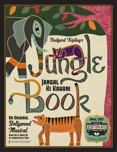 Jungle Book: Jangal Ki Kahani by Scottish Rite Theater