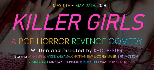 Killer Girls by American Berserk Theatre