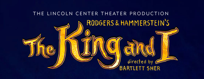 The King and I by touring company