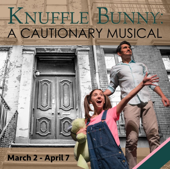 Knuffle Bunny, A Cautionary Tale by Magik Theatre