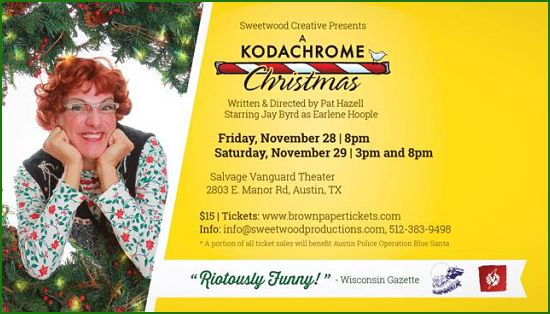 A Kodachrome Christmas by Salvage Vanguard Theater