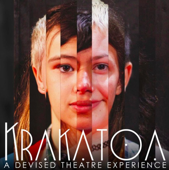Krakatoa - a devised theatre piece by Georgetown Palace Theatre