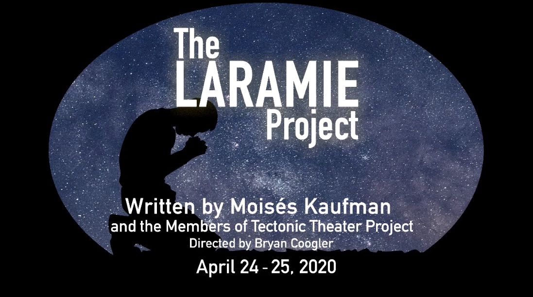 Auditions for The Laramie Project, by StageCenter Community Theatre