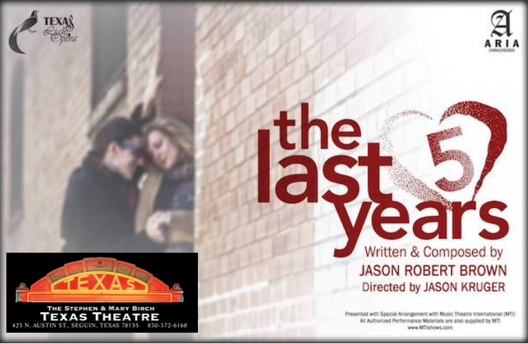 The Last Five Years by Texas Light Opera