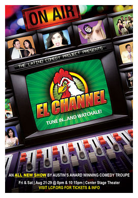 El Channel by Latino Comedy Project