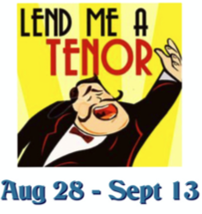 Lend Me A Tenor by Circle Arts Theatre