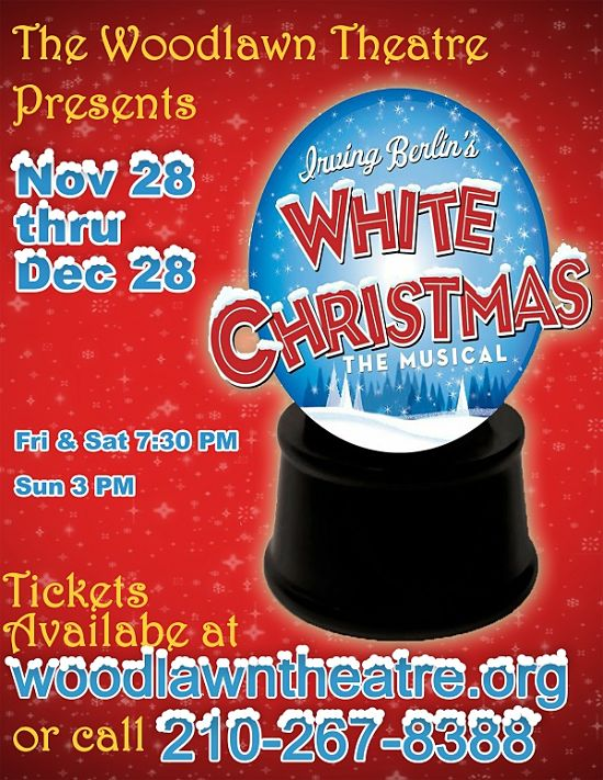 White Christmas by Woodlawn Theatre
