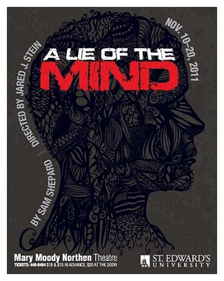 A Lie of the Mind by Mary Moody Northen Theatre