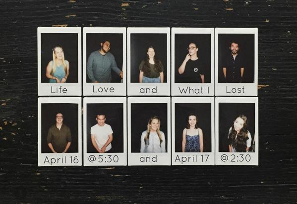 Life, Love and What I Lost by Cohen New Works Festival, University of Texas