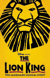 The Lion King by touring company