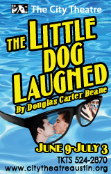 The Little Dog Laughed by City Theatre Company