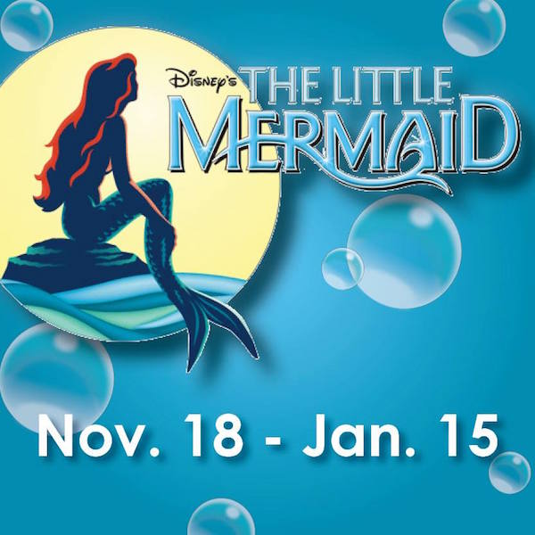 The Little Mermaid, Disney by Georgetown Palace Theatre