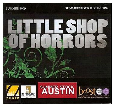 Little Shop of Horrors by SummerStock Austin