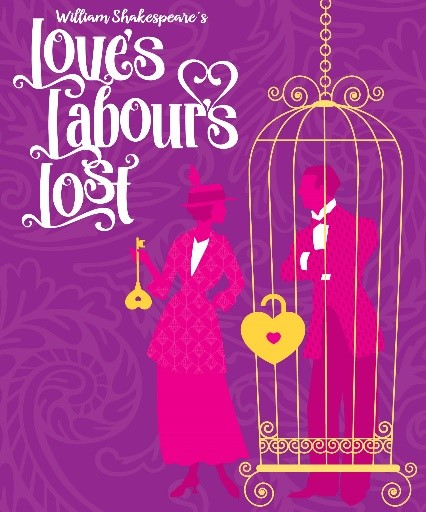Auditions for LOVE'S LABOR'S LOST, Broke Thespian's Theatre Company, San Marcos