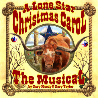 A Lone Star Christmas Carol by Hyde Park Theatre