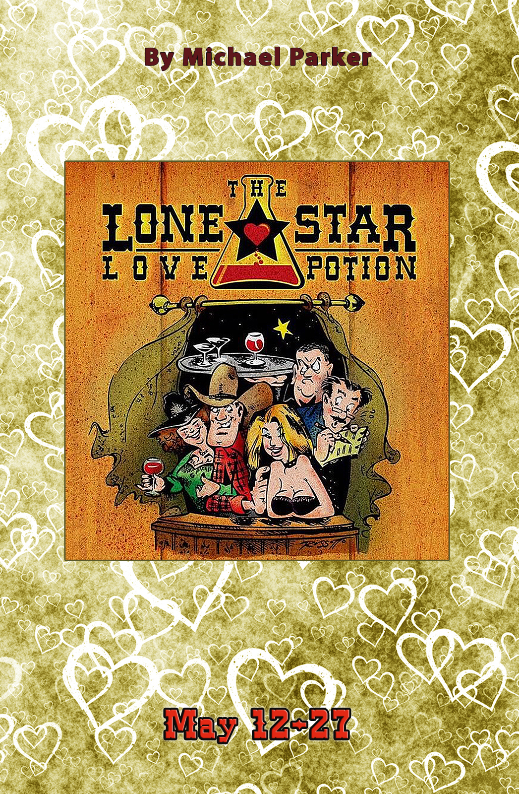 Lone Star Love Potion by Gaslight Baker Theatre