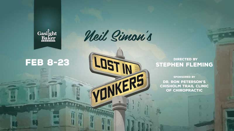 Lost in Yonkers by Gaslight Baker Theatre