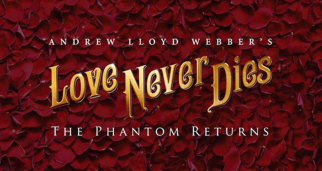 Love Never Dies by touring company