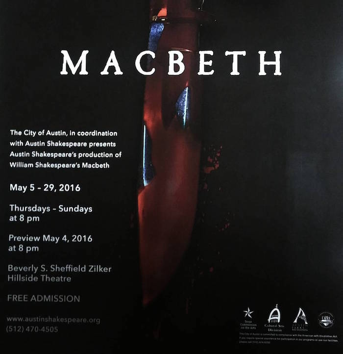 Macbeth by Austin Shakespeare