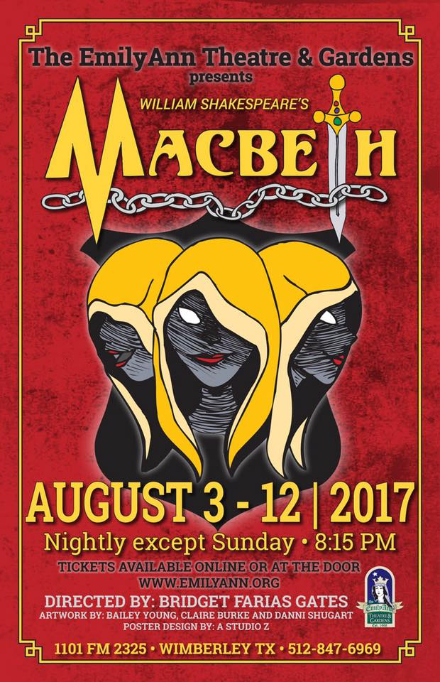 Macbeth by Emily Ann Theatre