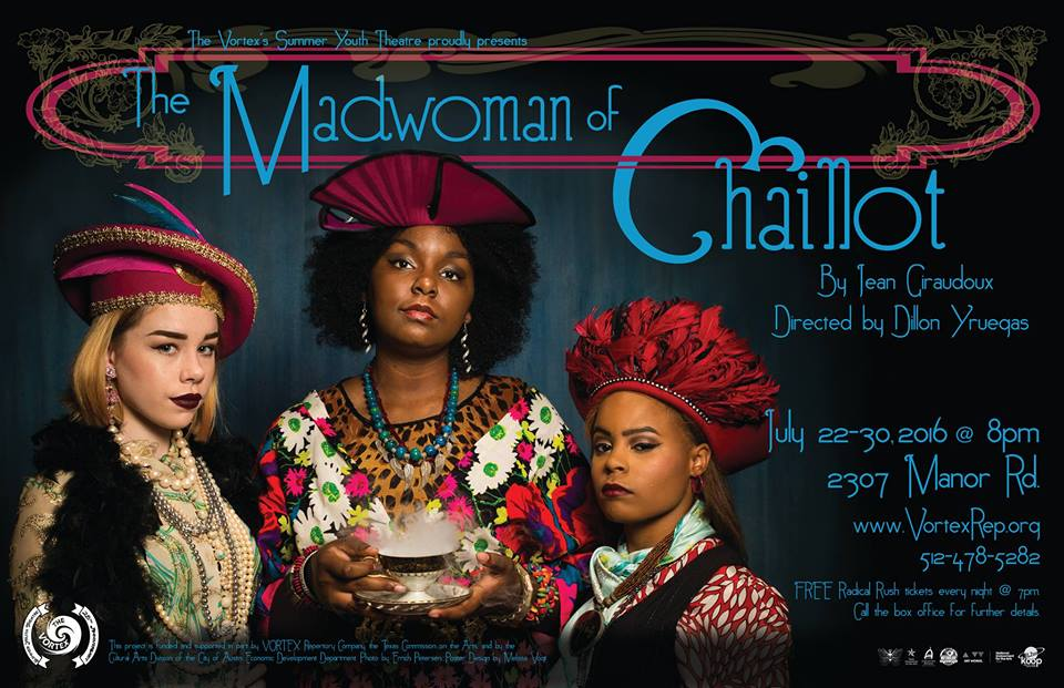 The Madwoman of Chaillot by Vortex Summer Youth Theatre