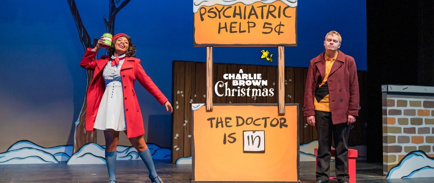 A Charlie Brown Christmas by Magik Theatre