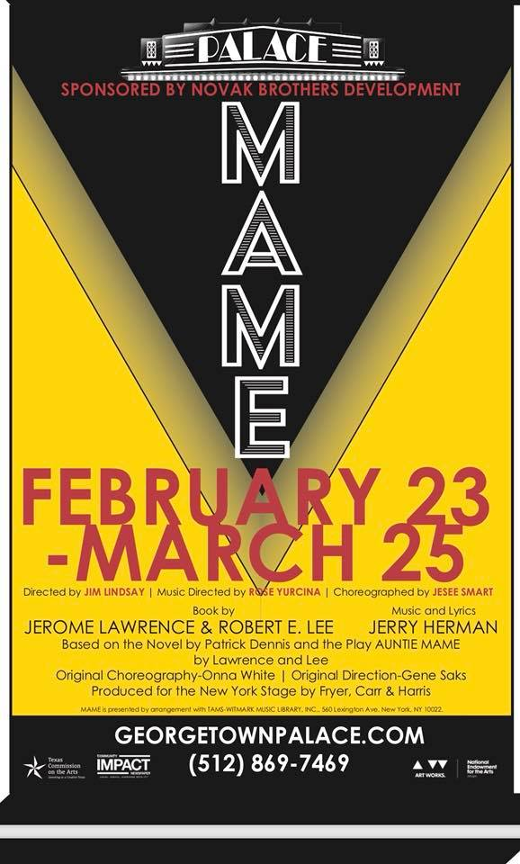 Mame by Georgetown Palace Theatre