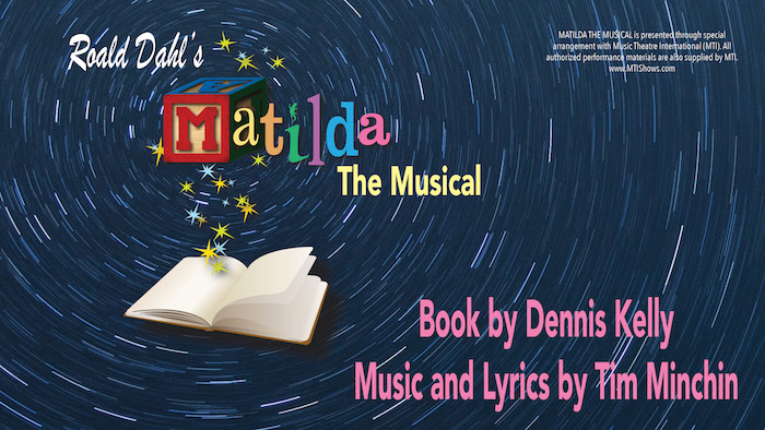 Matilda, the musical by The Public Theater
