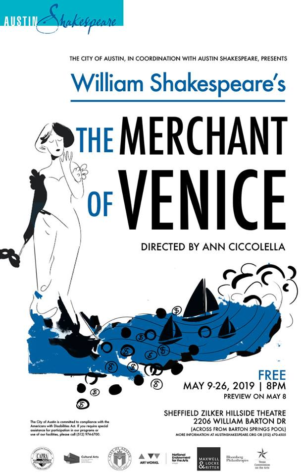 The Merchant of Venice by Austin Shakespeare