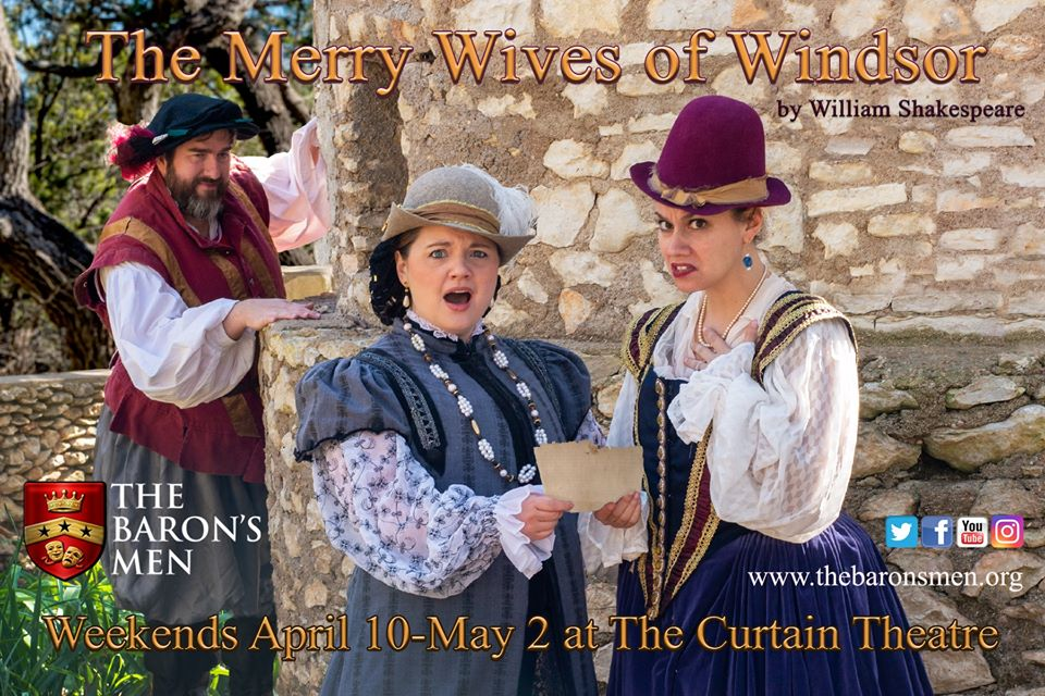 The Merry Wives of Windsor by The Baron's Men