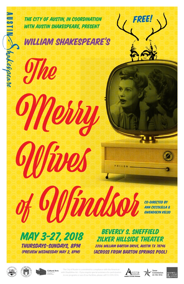 The Merry Wives of Windsor by Austin Shakespeare
