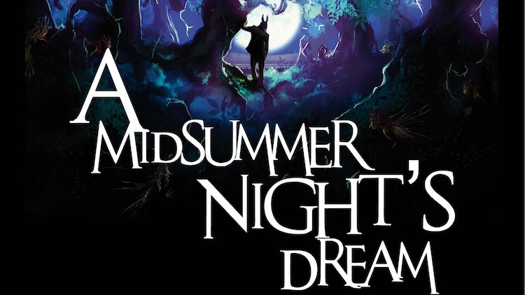 A Midsummer Night's Dream by Leander High School Theatre