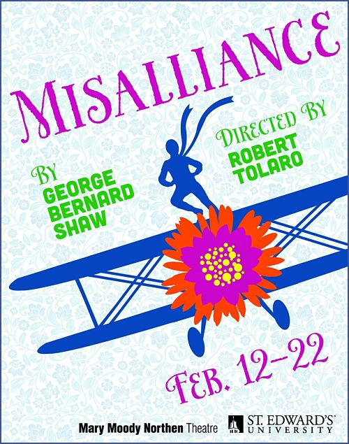 Misalliance by Mary Moody Northen Theatre