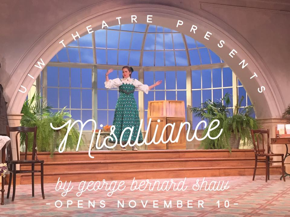 Misalliance by University of the Incarnate Word