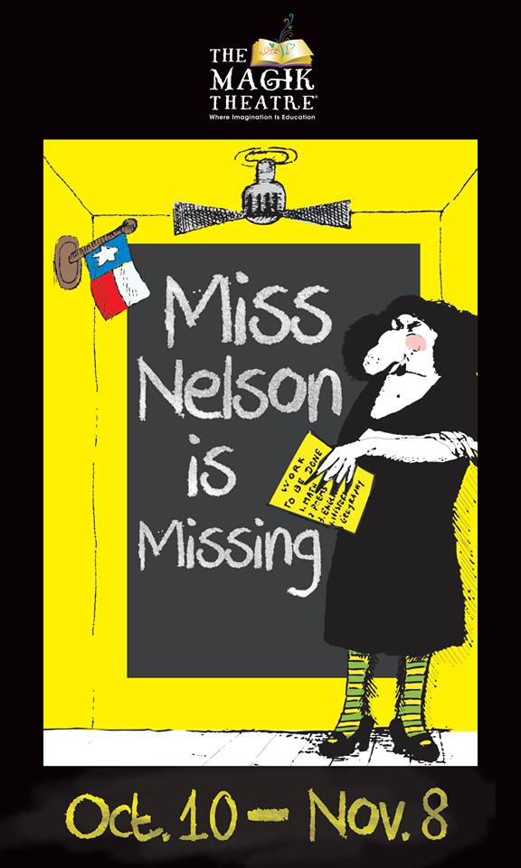 Miss Nelson is Missing by Magik Theatre