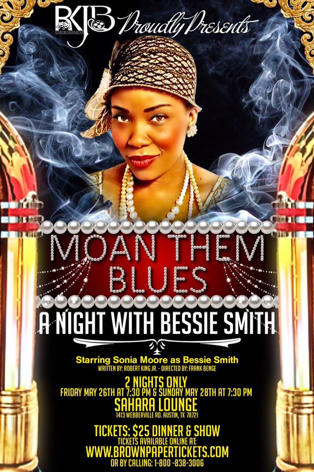 Moan Them Blues by RKJB Entertainment