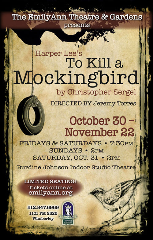 To Kill a Mockingbird by Emily Ann Theatre