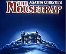 The Mousetrap by Hill Country  Community Theatre (HCCT)