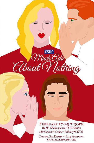 Much Ado About Nothing by Crystal Sea Drama Company